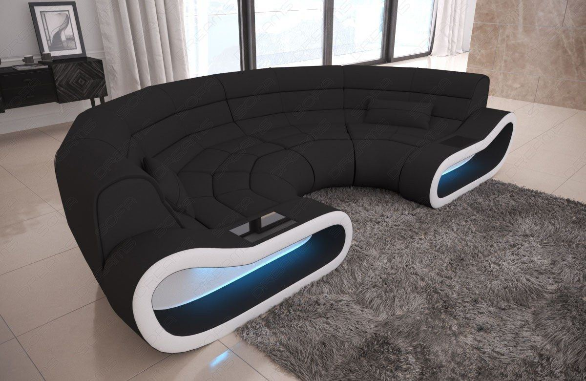 big sofa concept mit stoffbezug ihrer wahl designersofa g nstig. Black Bedroom Furniture Sets. Home Design Ideas