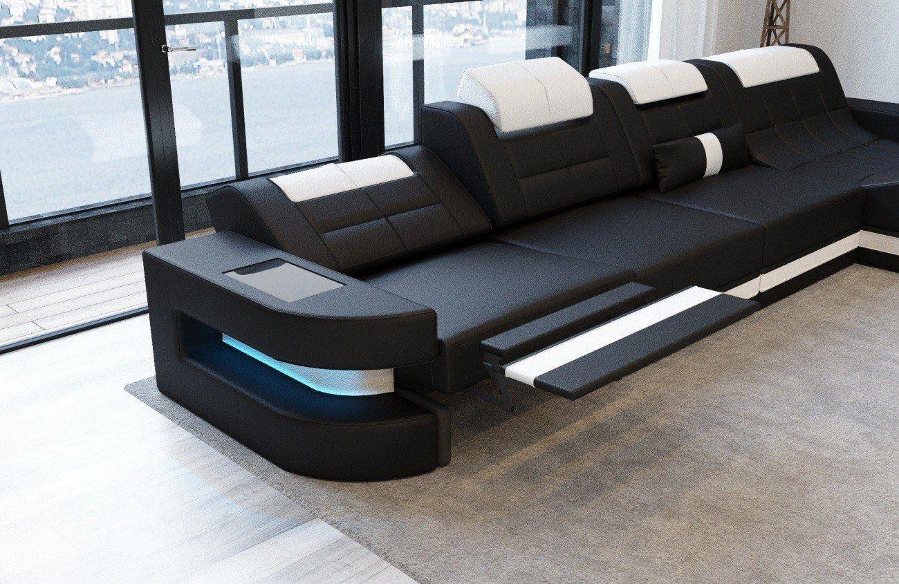 Elektrische Relax Funktion Fur Stoffsofas Ledersessel Sessel