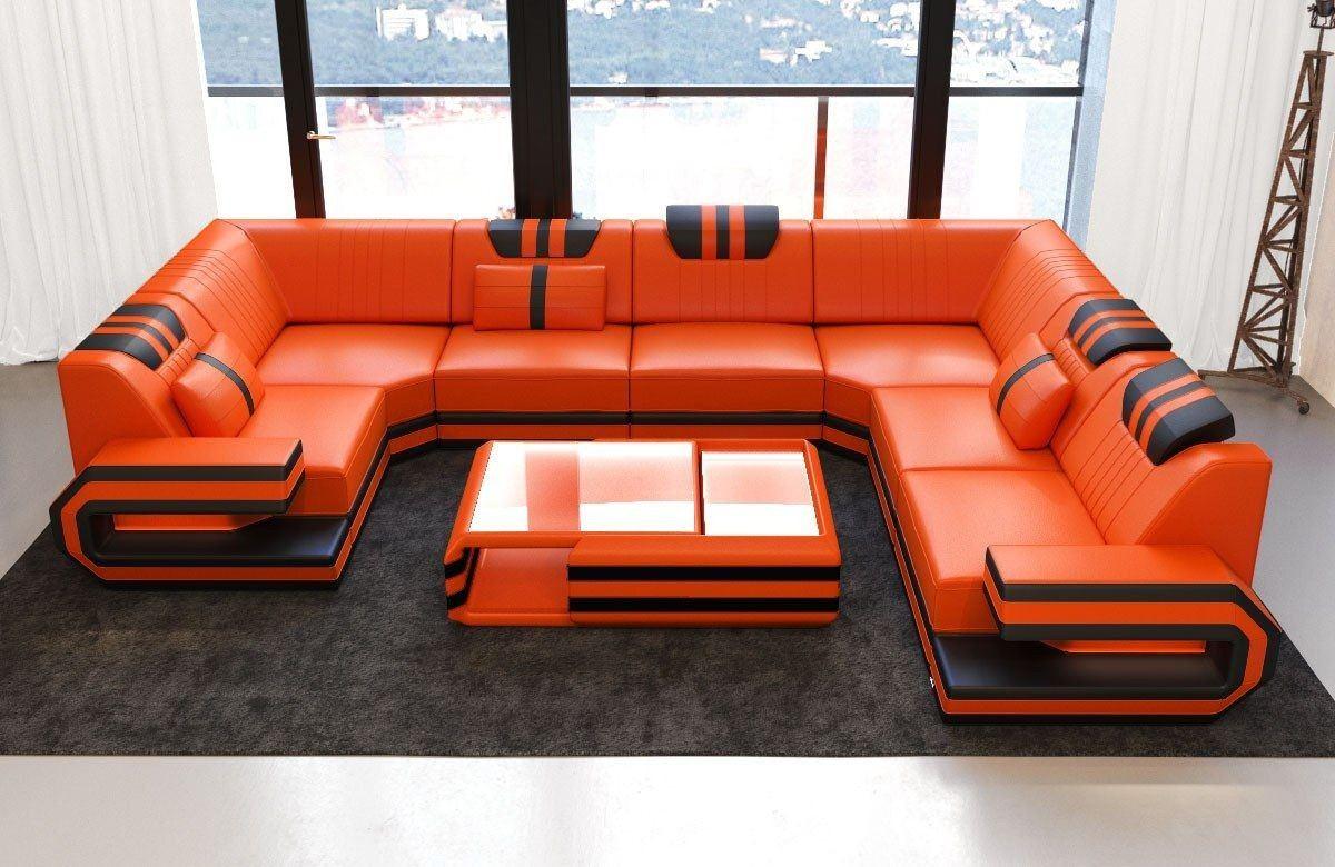 leder wohnlandschaft ragusa wohnlandschaft leder wohnlandschaften sofas und couches. Black Bedroom Furniture Sets. Home Design Ideas