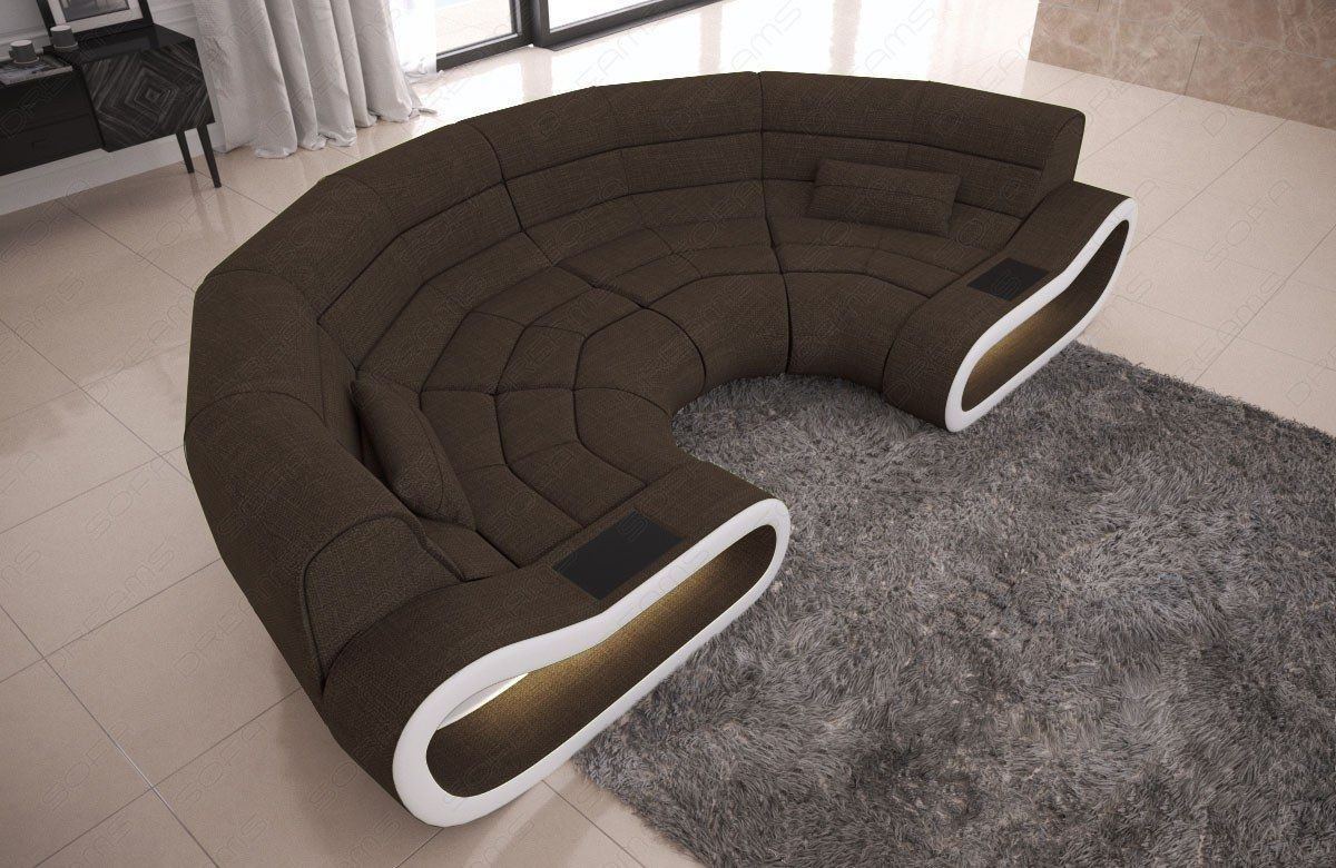 big sofa concept stoff stoffsofas u form stoffsofas sofas und couches. Black Bedroom Furniture Sets. Home Design Ideas