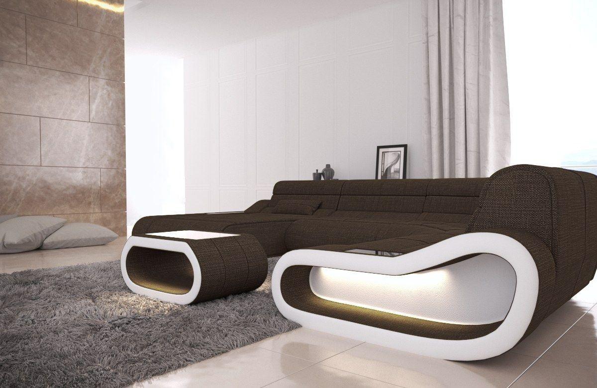 big sofa concept xxl stoff mix wohnlandschaft stoff. Black Bedroom Furniture Sets. Home Design Ideas