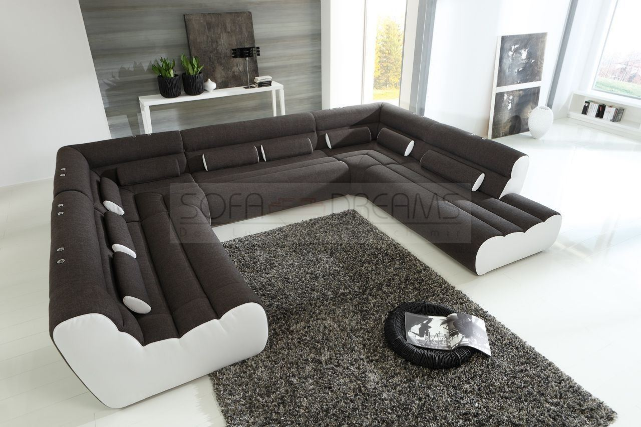 Sofa Elements One Moderne Wohnlandschaft In Der U From
