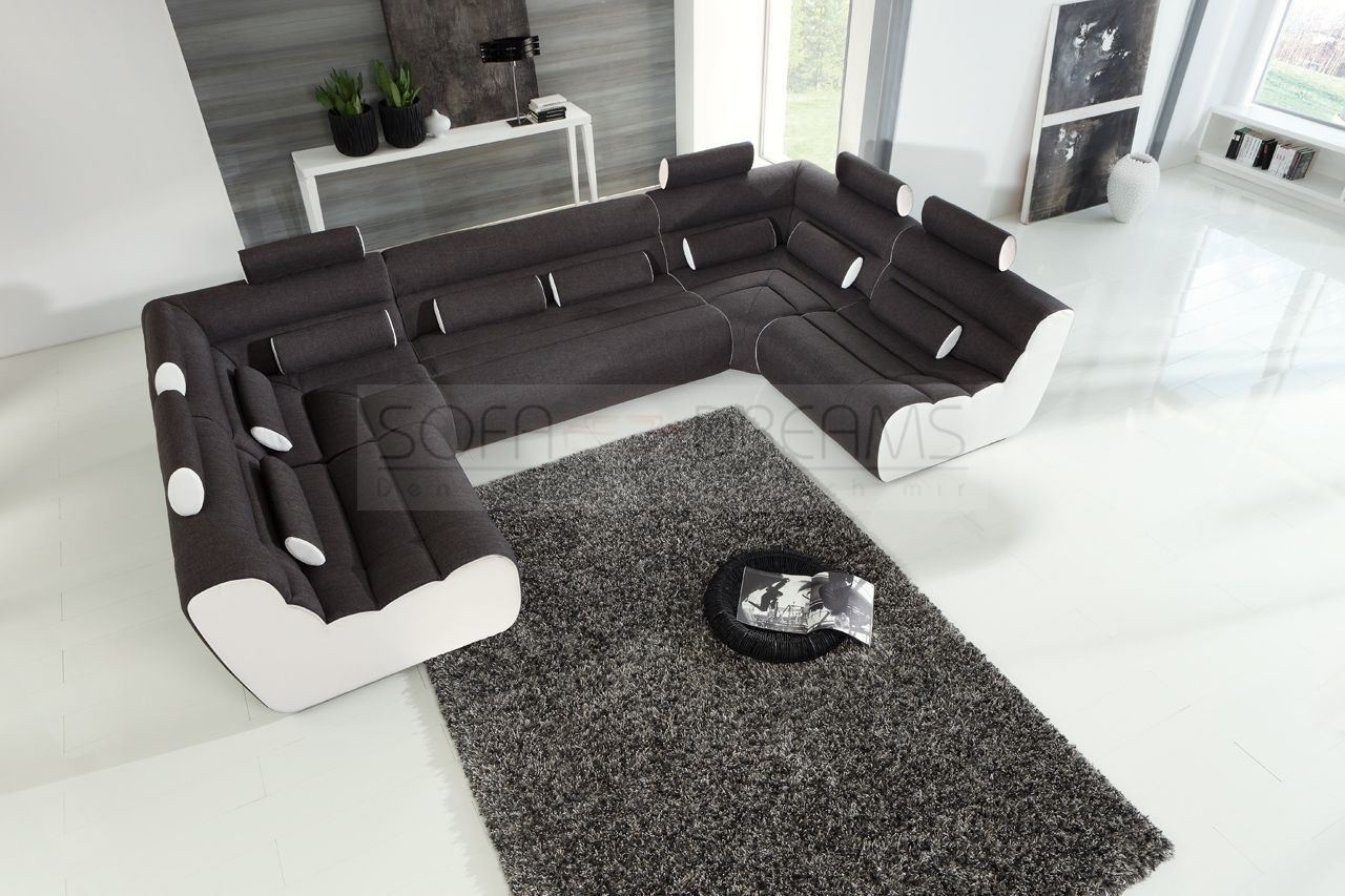 Wohnlandschaft Elements Two In Der U Form Designersofa Gunstig