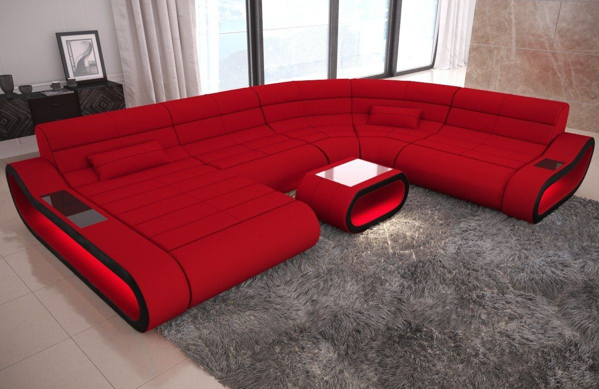 Big Sofa Concept Xxl Stoff Mix