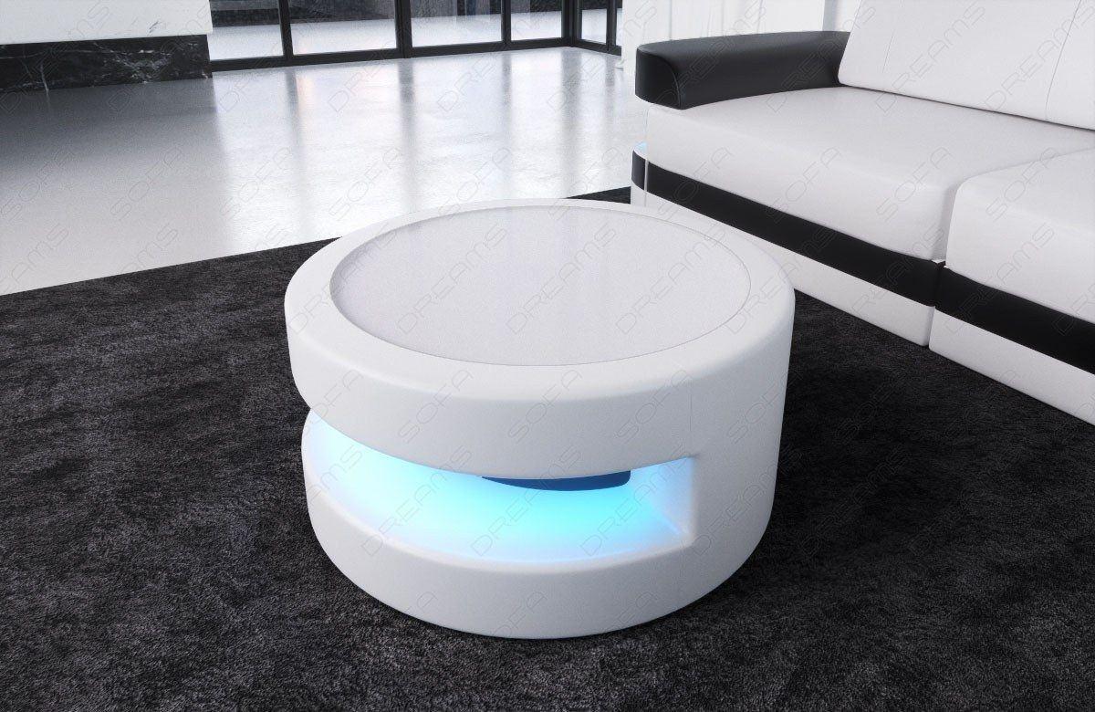 Couchtisch Modena Led Der Moderne Sofa Wohnzimmertisch