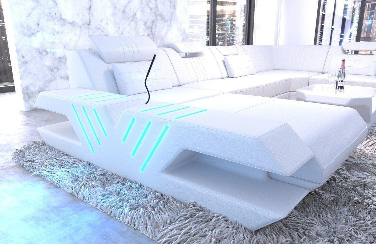 xxl wohnlandschaft venedig leder wohnlandschaft leder wohnlandschaften sofas und couches. Black Bedroom Furniture Sets. Home Design Ideas