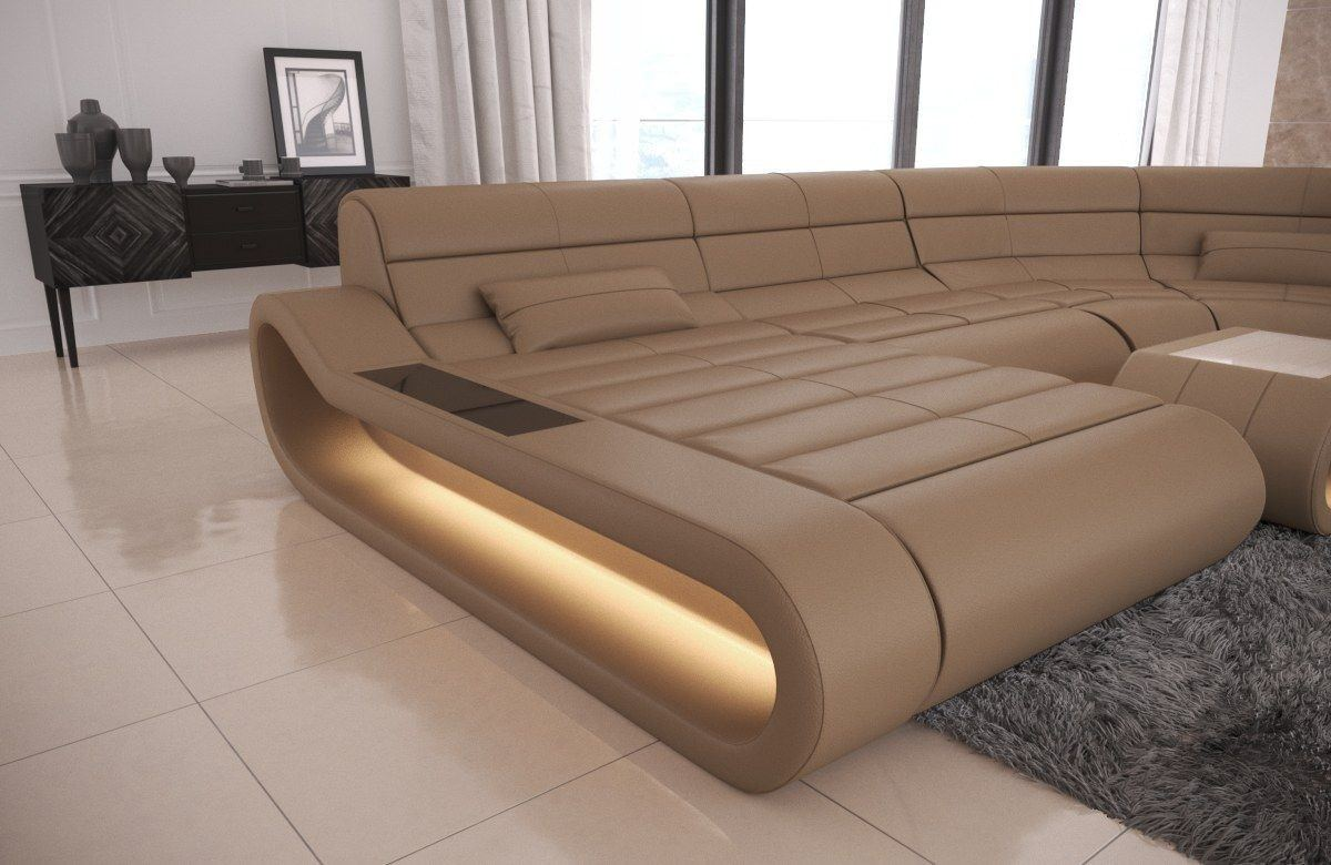 xxl wohnlandschaft concept leder wohnlandschaft leder wohnlandschaften sofas und couches. Black Bedroom Furniture Sets. Home Design Ideas