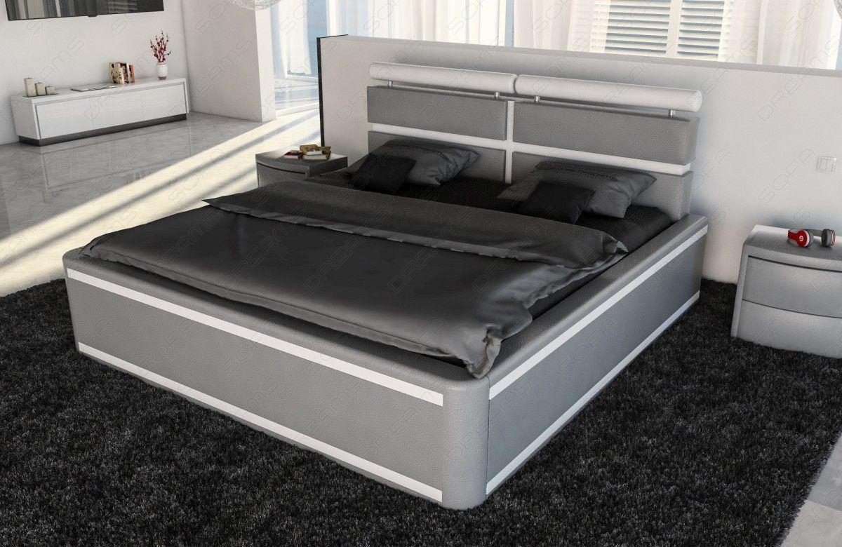 sofas ledersofa luxus boxspringbett venedig led betten g nstig online kaufen. Black Bedroom Furniture Sets. Home Design Ideas