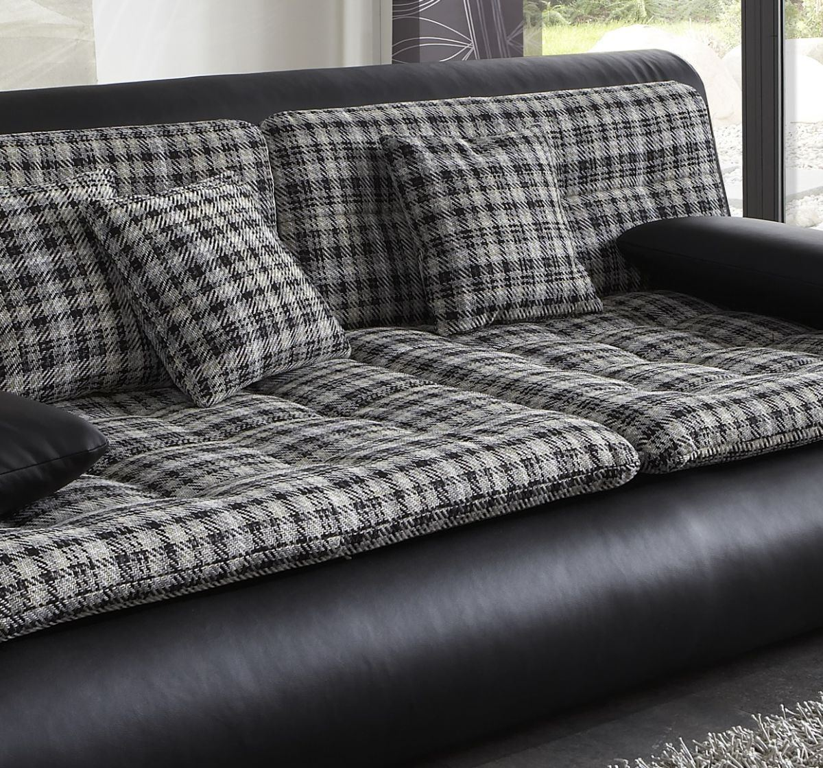 sofas ledersofa ecksofa funktionssofa exit one stoffsofas g nstig online kaufen. Black Bedroom Furniture Sets. Home Design Ideas