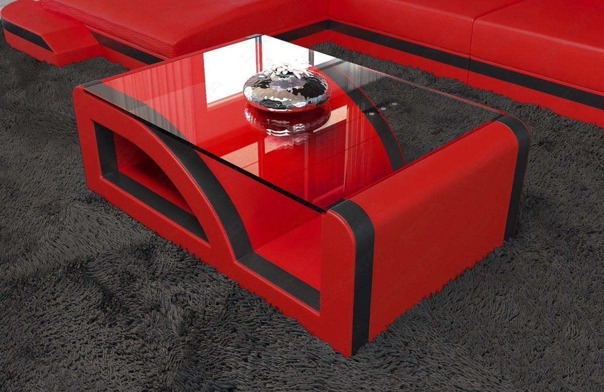sofas ledersofa leder couchtisch palermo couchtische. Black Bedroom Furniture Sets. Home Design Ideas