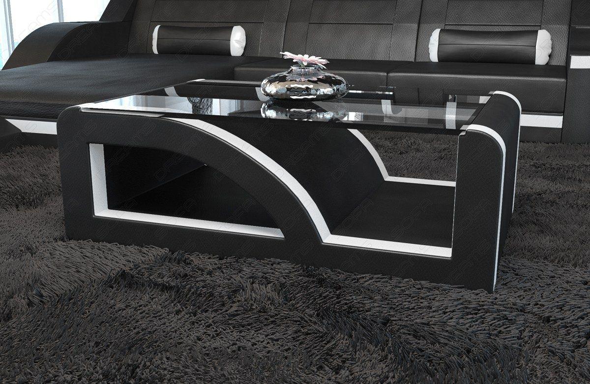 sofas ledersofa leder couchtisch palermo couchtische g nstig online kaufen. Black Bedroom Furniture Sets. Home Design Ideas