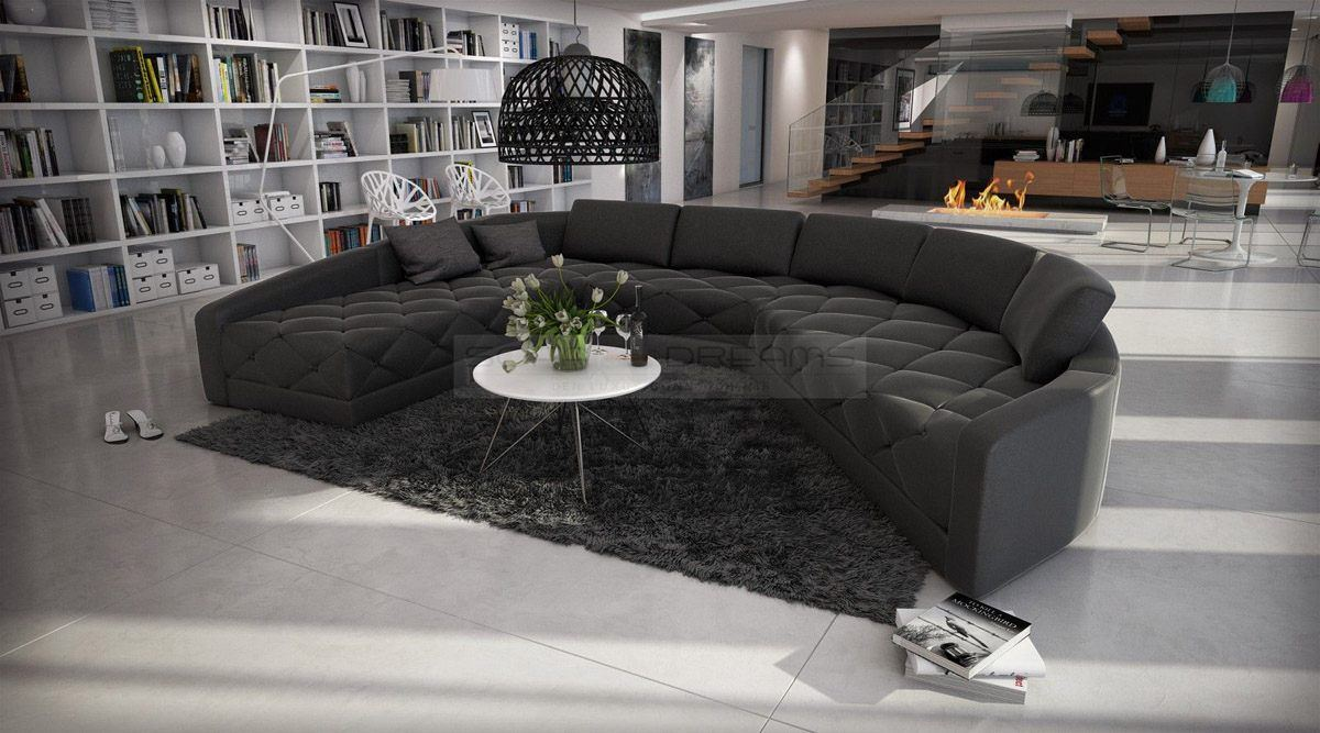 sofas ledersofa design sofa secreto sofas g nstig online kaufen. Black Bedroom Furniture Sets. Home Design Ideas