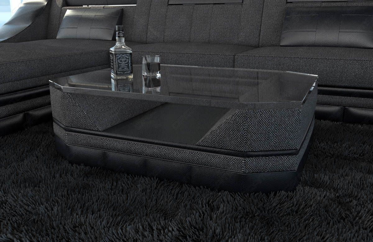 sofas ledersofa materialmix couchtisch turino couchtische g nstig online kaufen. Black Bedroom Furniture Sets. Home Design Ideas