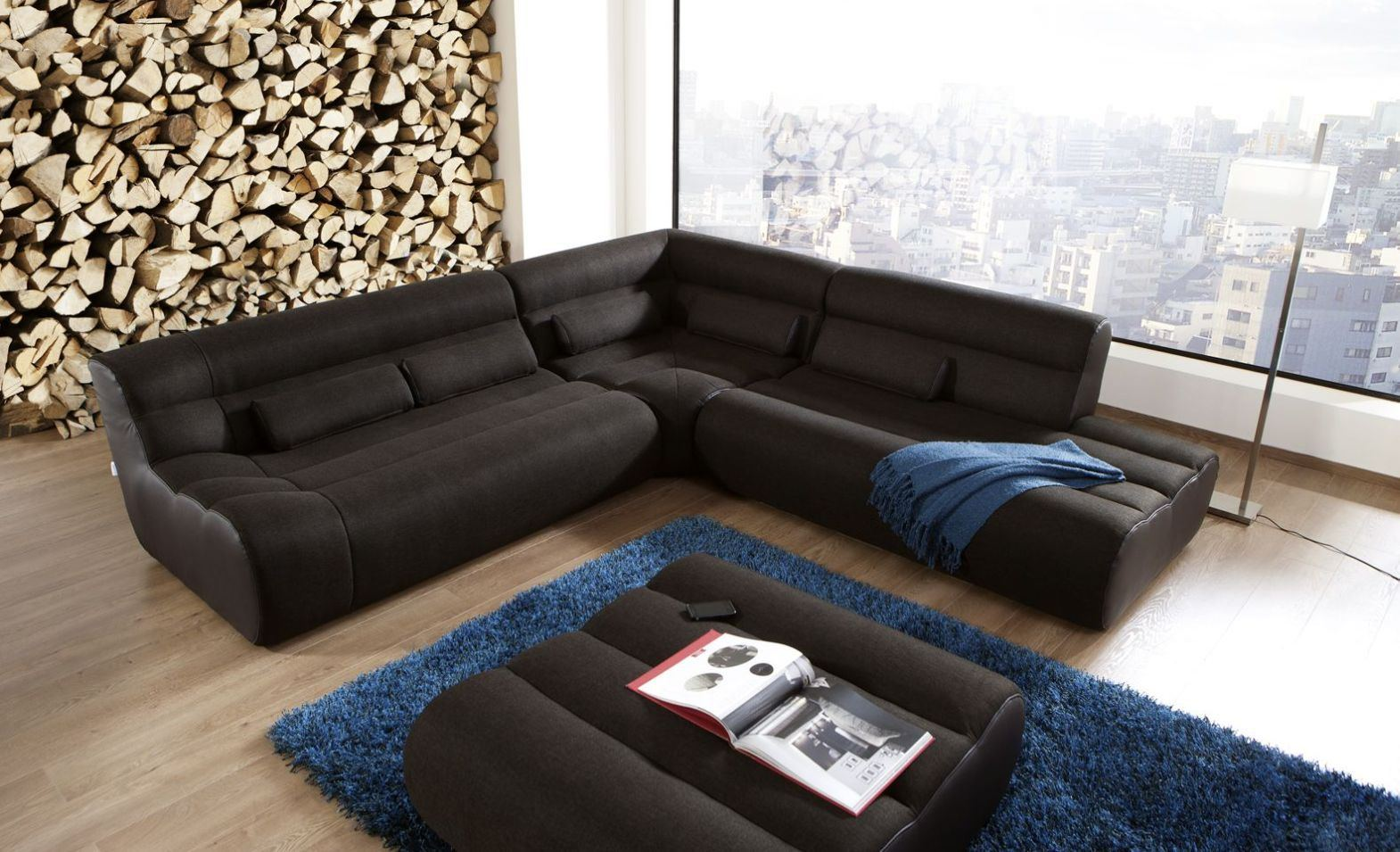 sofas ledersofa ecksofa elements four systemcouch sofas g nstig online kaufen. Black Bedroom Furniture Sets. Home Design Ideas