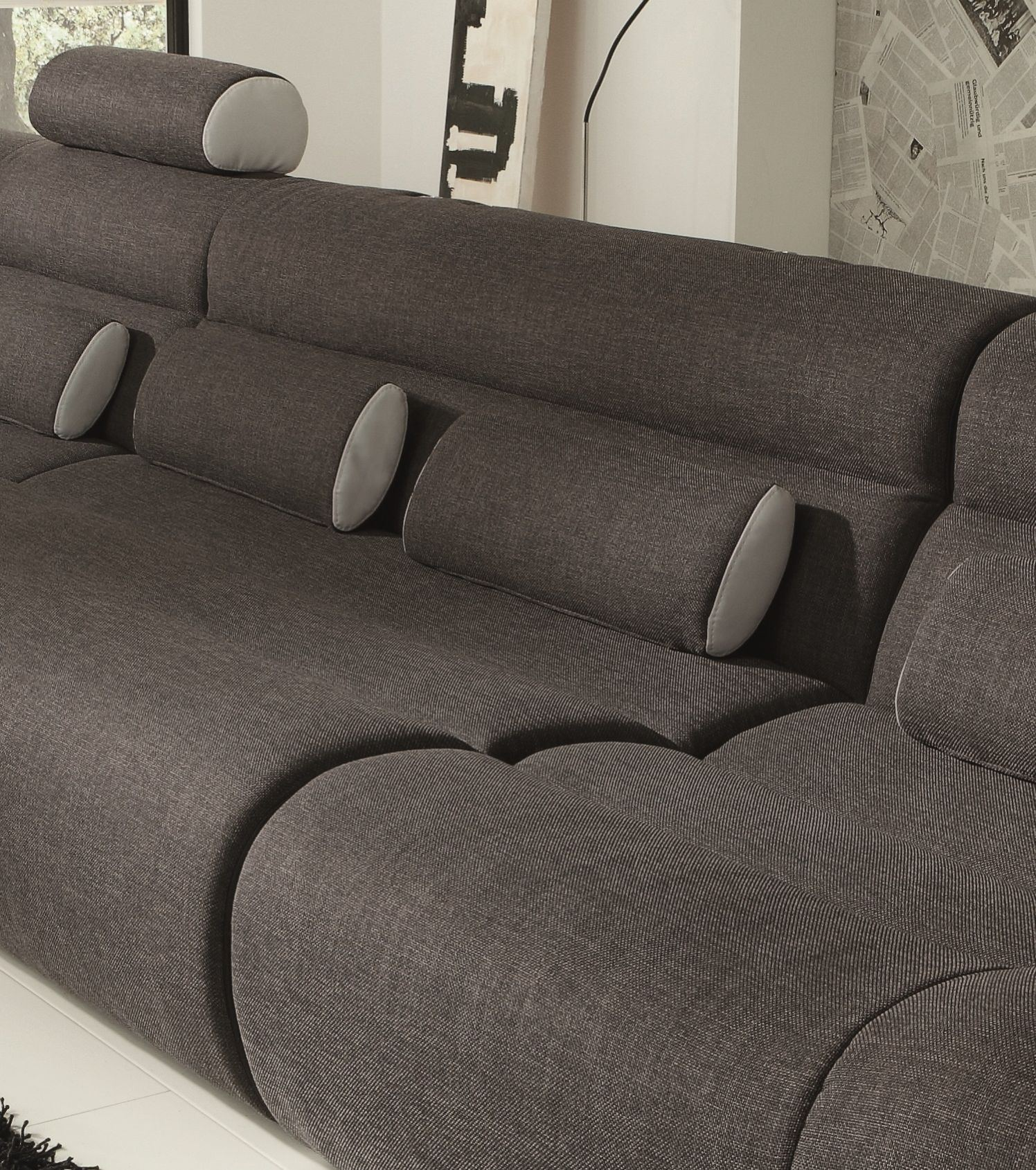 sofas ledersofa 4 sitzer elements three systemcouch sofas g nstig online kaufen. Black Bedroom Furniture Sets. Home Design Ideas